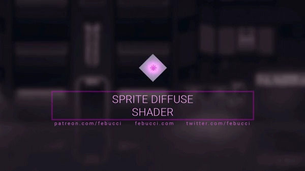 Sprite Diffuse Shader Tutorial for Unity