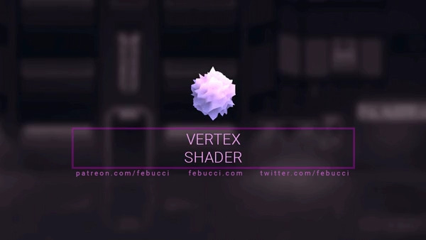 Vertex Shader Tutorial for Unity