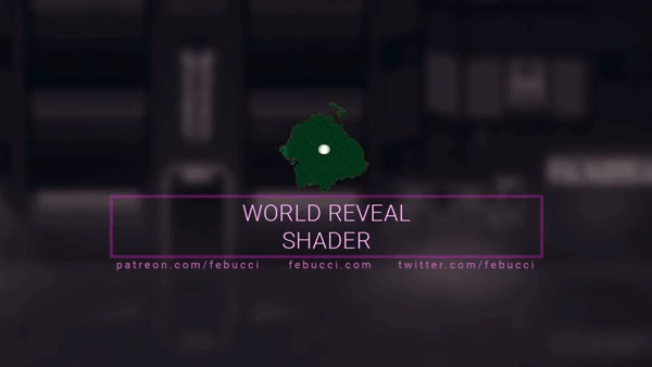 World Reveal Shader Tutorial for Unity